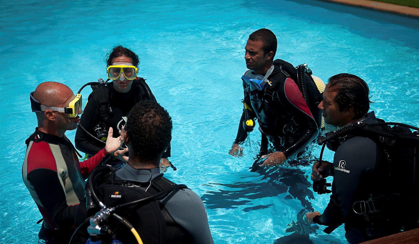 Dive Tribe - Diving School, Cape Verde