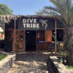 Dive Tribe's center in São Pedro