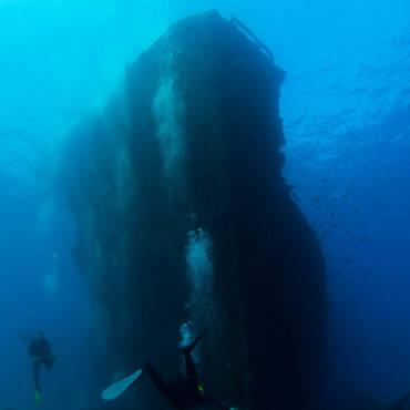 São Macário shipwreck