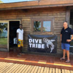 Dive Tribe diving centre in the island of Sao Tome
